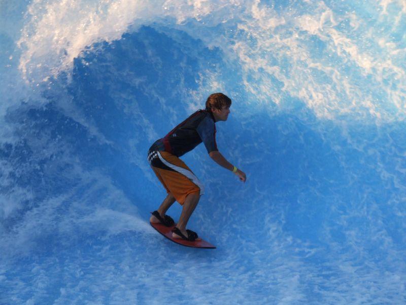 Surfen als Lebensstil